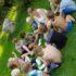 Puslingene og tumlingene har i dag nydt det gode vejr med glidebane, vandkamp og…