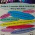 Husk hoppediskotek i Thorup-klim hallen på fredag d. 1/11 fra kl. 19-23