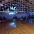 Så er hallen fyldt med lyden af DAKEDAK musik og fest glade unger